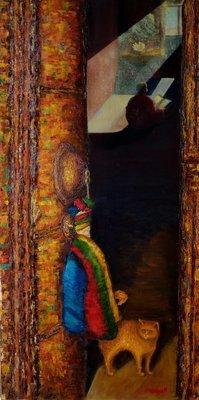 Marina Lisovaya - Four Elements. Air | 50 x 100