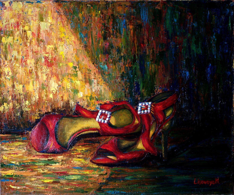 Marina Lisovaya - After Milonga | 60 x 50