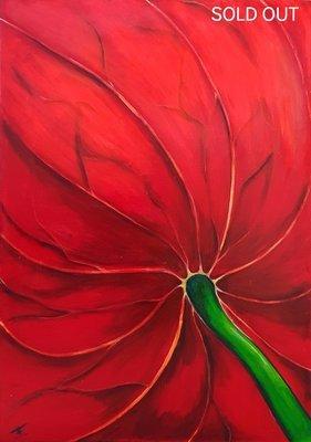FFeya - Fire Flower | 70 x 90