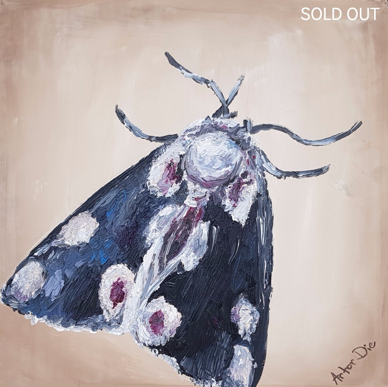 Artor Die - Butterflies | 30 x 30