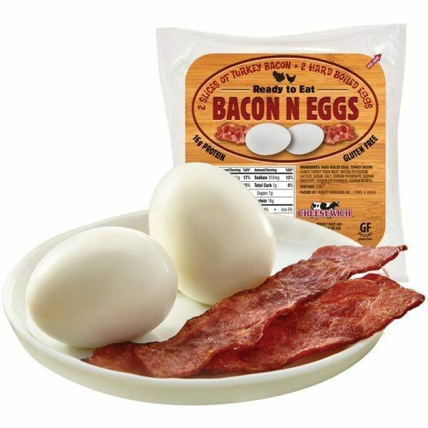 Bacon-N-Eggs (12pk)