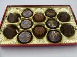 Box of 12 --Mixed Pralines