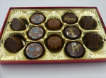 Box of 12 --Mixed Pralines