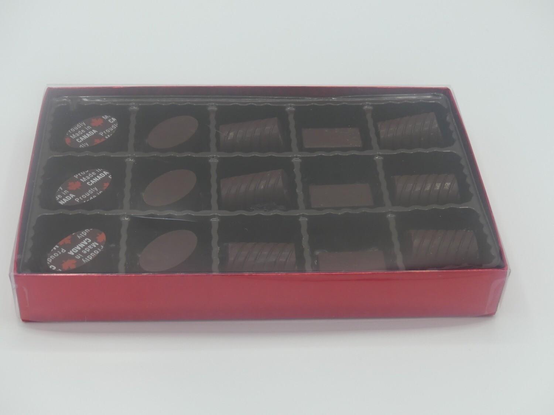 Box of 15---Mixed Pralines