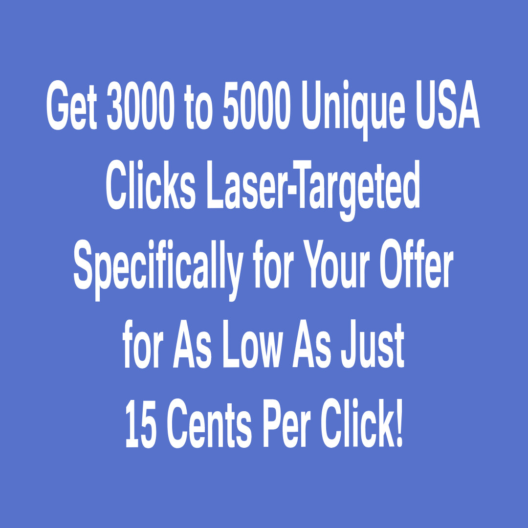 3000 to 5000 Click Solo Packages