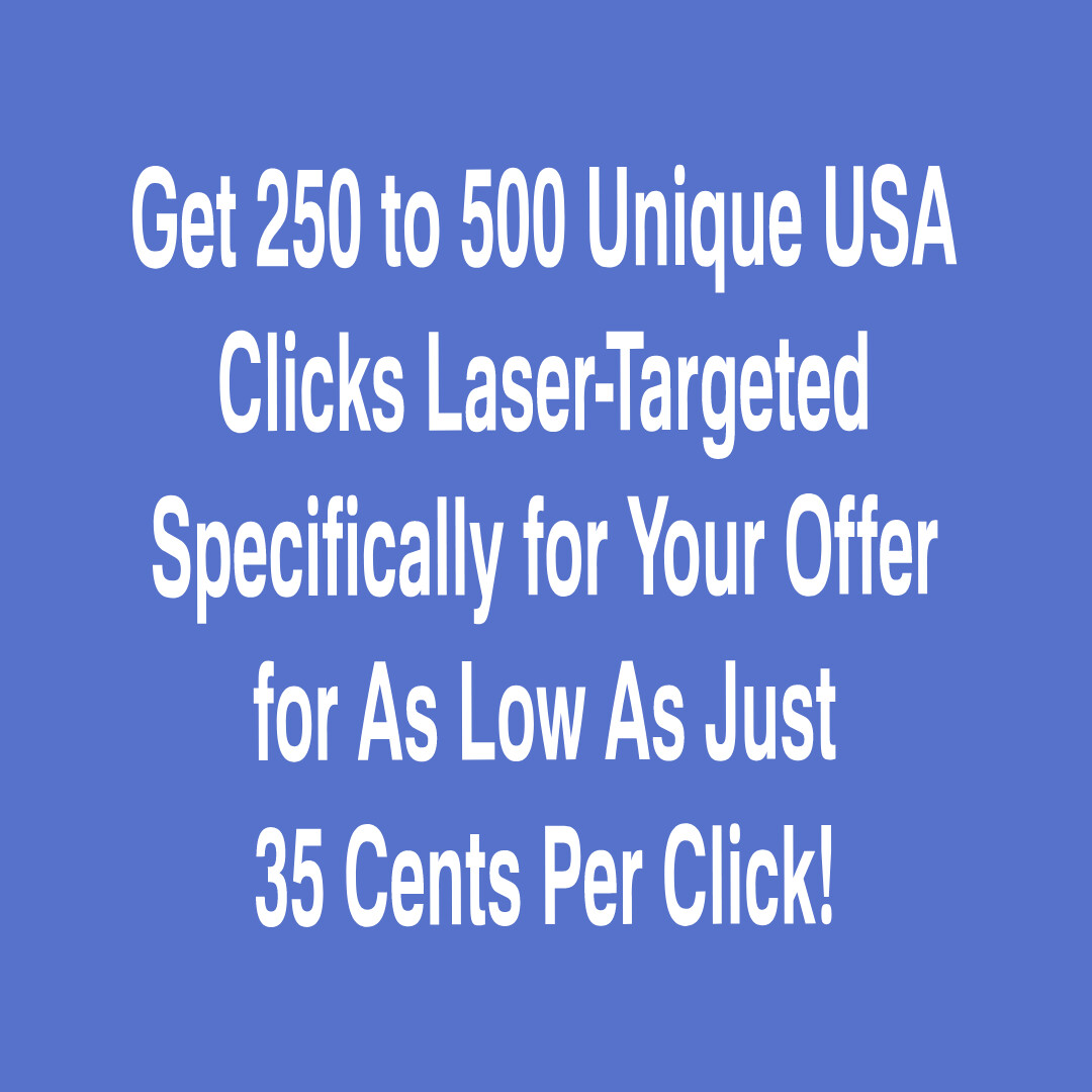 Entry Level - 250 to 500 Click Solo Packages
