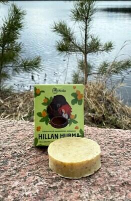 Hillan Hurma - ekologinen saippua 60g