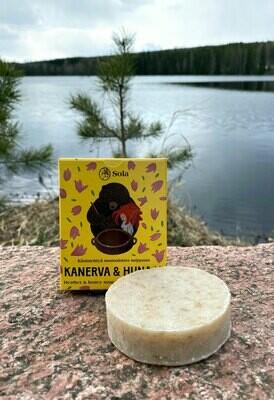 Kanerva ja Hunaja - ekologinen saippua 60g