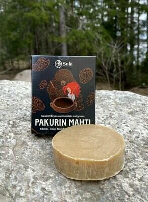 Pakurin Mahti - ekologinen saippua 60g