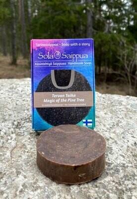Tervan taika - ekologinen saippua 60g