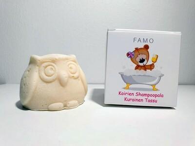 Kurainen tassu - koirashampoo FAMO