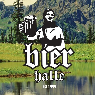 Bier Halle House Lager, 4.8%