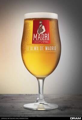Madri Excepcional, Spain, 4.6%