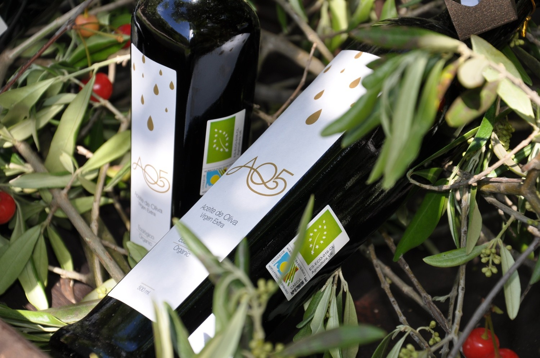 AQ5 Tastes 500 ml (Aceite de Oliva Virgen Extra Ecológico)