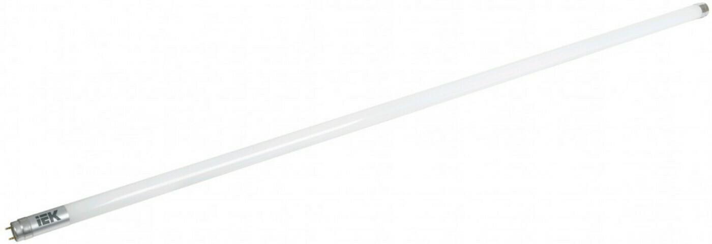 Светодиодная лампа T8 линейная 18Вт 230В G13 матова ИЭК