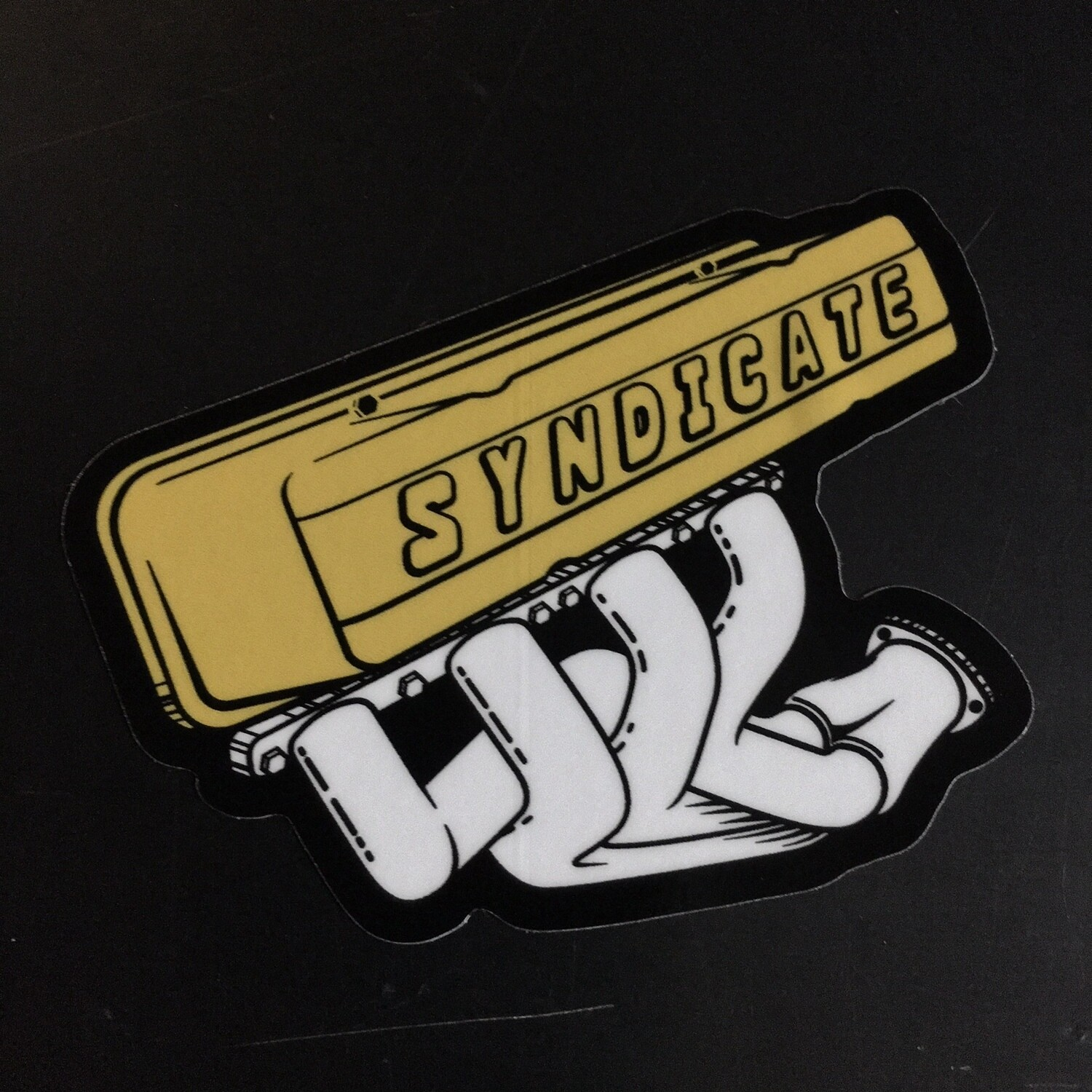 SS02 SYNDICATE HEADER DECAL