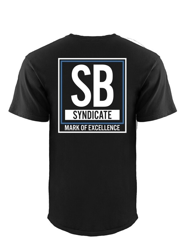 SB MARK OF EXCELLENCE BLACK SHIRT