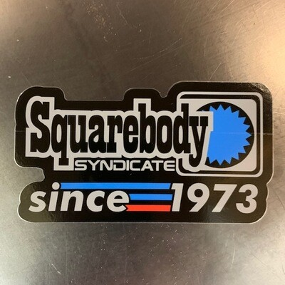 SINCE 1973 DECAL