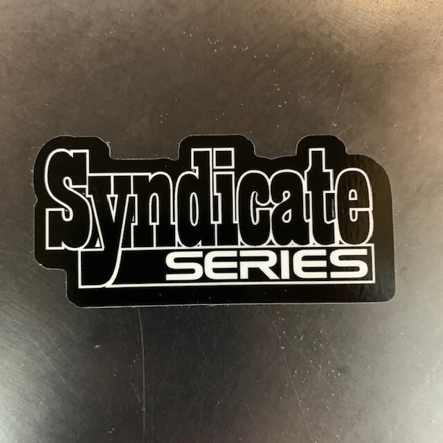 SYNDICATE SERIES DECAL