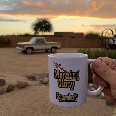 MORNING GLORY SBS COFFEE MUG