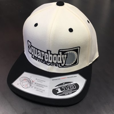 CREAM AND BLACK 110 SNAPBACK