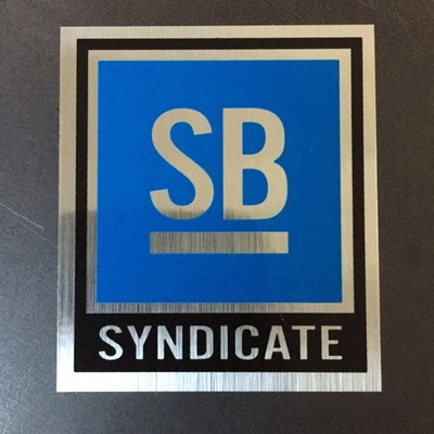 SBS SYNDICATE SB DECAL