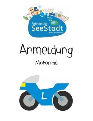 Anmeldung Motorrad