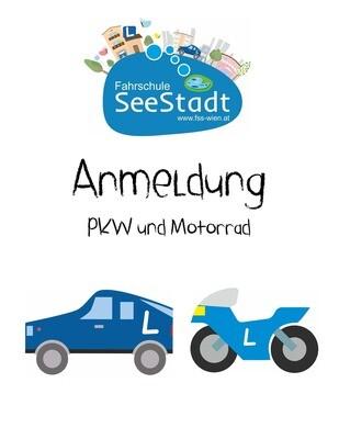 Anmeldung PKW und Motorrad