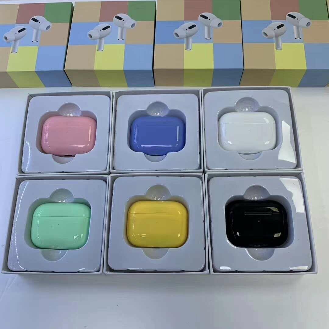 Macaron Inpods Pro TWS Remane Air 3 Bluetooths 5.0 Pods