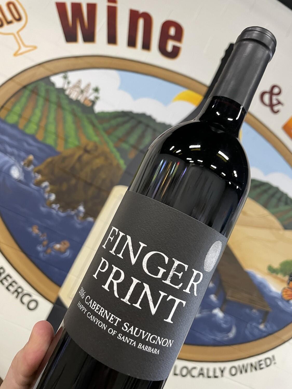 Finger Print Happy Canyon Cabernet Sauvignon 2016