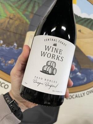Central Coast Wine Works 2017 Basque Bastard
