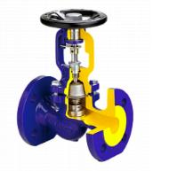Запорный клапан (Вентиль) сильфонный V234 Zetkama