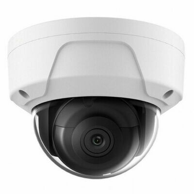 4MP WDR Vandal-Resistant Dome IP Security Camera with a 2.8mm Fixed Lens (MVN-214G-DM)