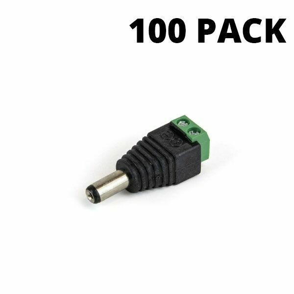 Male DC Pigtail Adapter