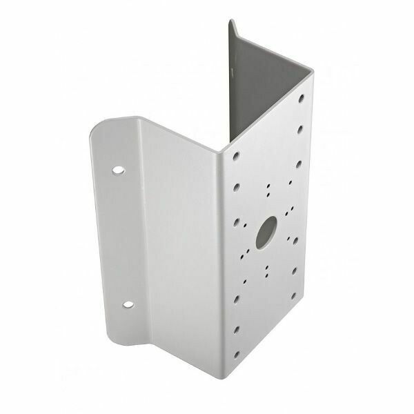 V Series 1276ZJ Heavy Duty Universal Corner Bracket for Surveillance Cameras and Wall Mounted Brackets