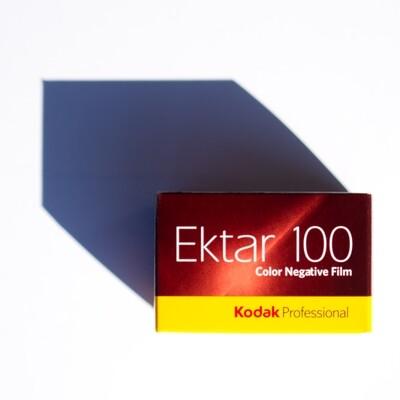Kodak Professional Ektar 100