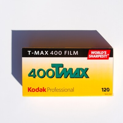 Kodak Professional TMAX 400