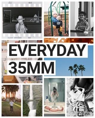 Everyday 35mm Develop + Scan + Print