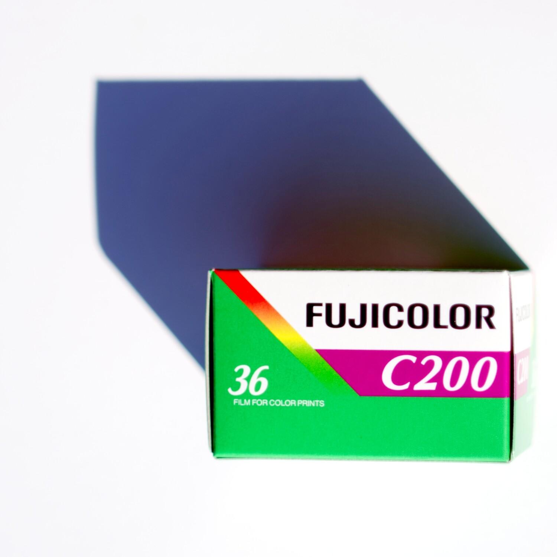 Fujicolor C200