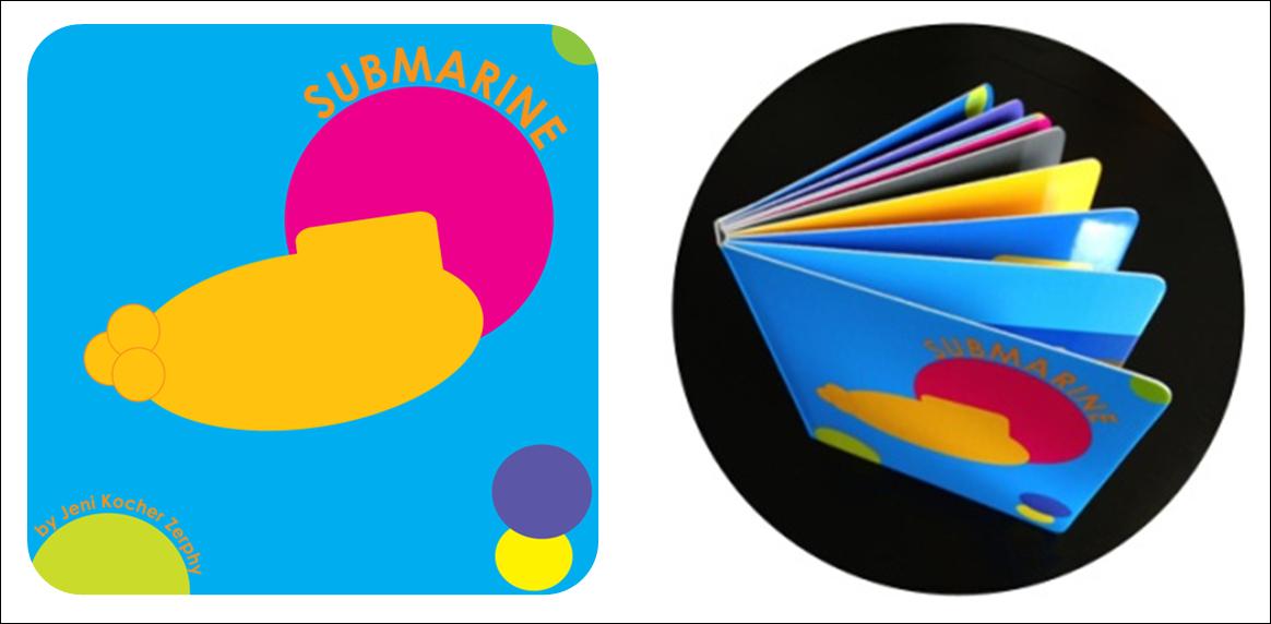 Submarine, Board Book