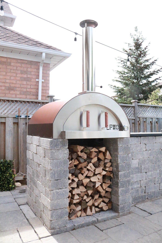 Toscana Wood Oven