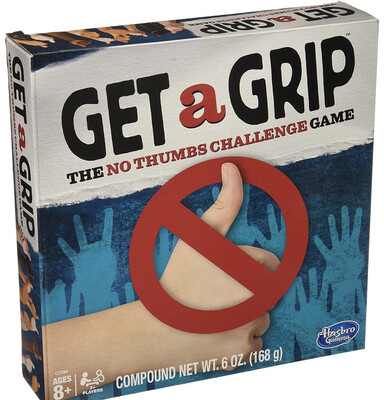 Hasbro's Get A Grip