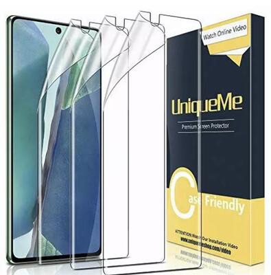 UniqueMe Premium Screen Protecter Note 10