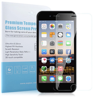 iPhone 6/6s 6/6s max Tempered Screen Protecter