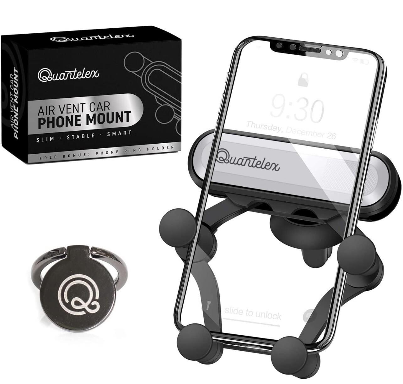 Quantelex Air vent Car Phone Mount