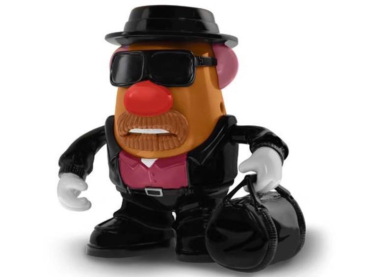 Breaking Bad Fries-Enberg Poptaters Mr. Potato Head