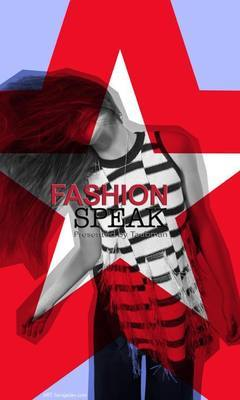 FashionSpeak 2016