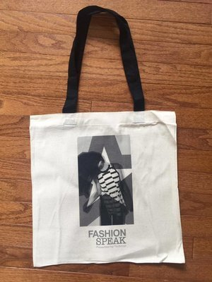FashionSpeak 2016 Tote