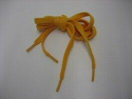 Hudora ET 1 Paar Schnürsenkel, gelb (EOL)