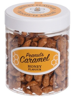 Becky's Karamellisierte Erdnüsse + Honig